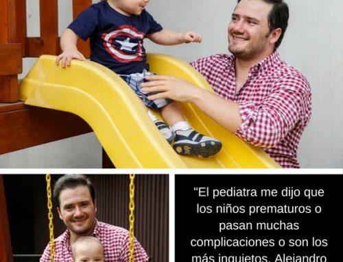 Cuatro familias de prematuros nos comparten su historia