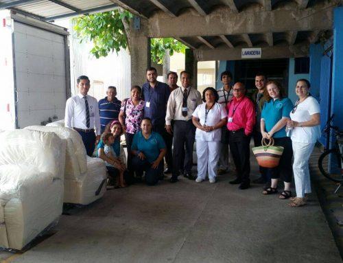Donación de Sillones Hospital Monseñor Sanabria