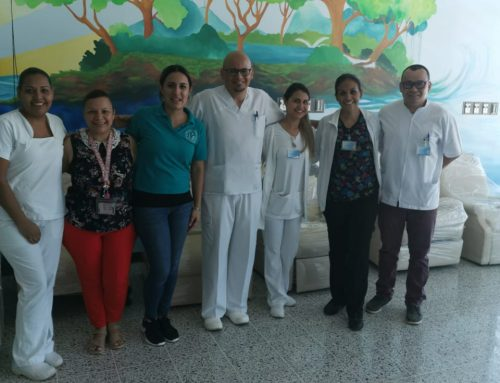 Donación al Hospital de la Anexión