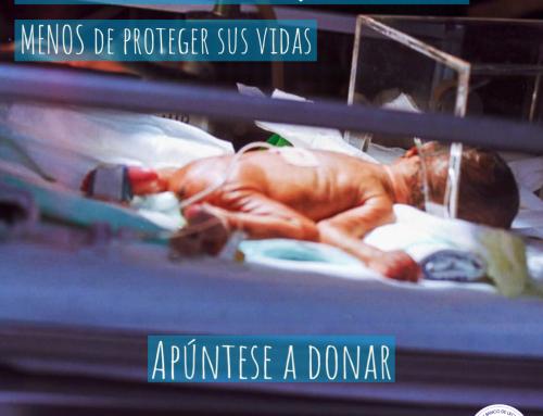 Necesitamos donadoras de Leche Materna