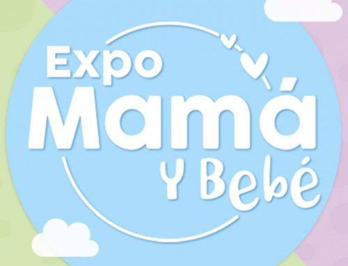 Estamos en Expo Mamá y Bebé!