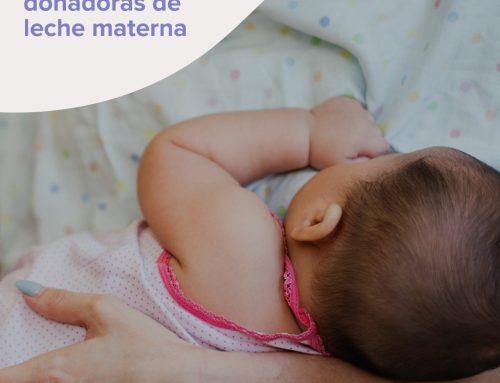 Recuperación exitosa de bebé prematuro alimentado con leche materna