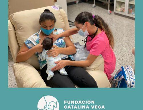 Donación de sillones al Hospital La Anexión
